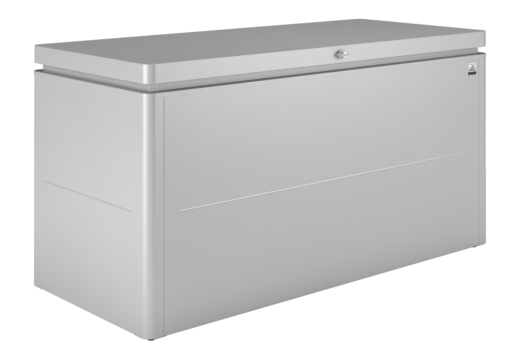 LoungeBox160 silber-metallic